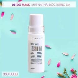 Mặt Nạ Thải Độc Detox Blanc Mẫu Mới Nhất