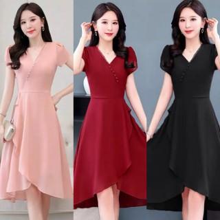 Đầm Nữ Voan Chiffon Siêu Xinh - YB20401 thumbnail