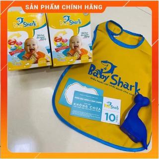 [Tặng 2gói] Baby Shark - Siro giúp bé Hết biếng ăn -Cải thiện táo bón - mekutink04 thumbnail
