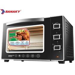 Lò nướng thùng Sanaky 50 lít VH-5099S2D