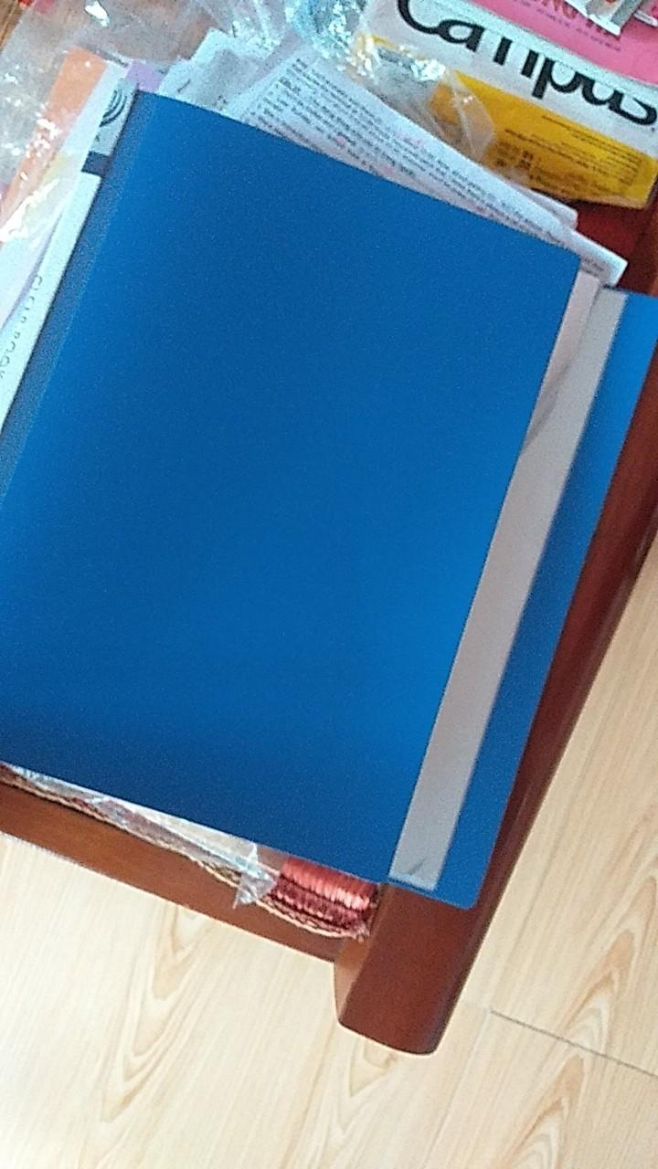 Bìa nhựa đục 20 lá/40 lá/60 lá/80 lá/100 lá Clear book VC