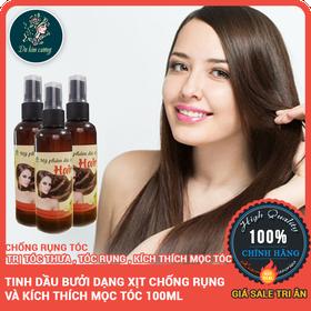 Tinh chất mọc tóc - tinh dầu bưởi xịt tóc - tinhdaubuoiduongtoc