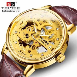 Đồng hồ cơ đồng hồ lộ máy [ĐƯỢC KIỂM HÀNG] - 32547027 thumbnail
