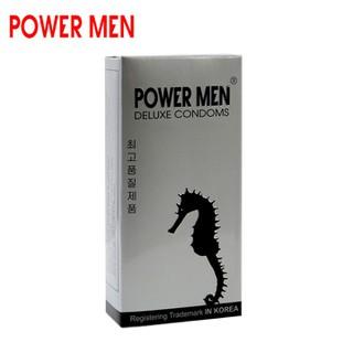 Bao cao su Powermen hộp 12 chiếc - bao cao su lo12 thumbnail