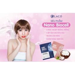 Combo 6 mặt nạ NaNo Biocell