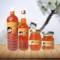 Bộ sản phẩm mật ong cao cấp GABO 1800ml