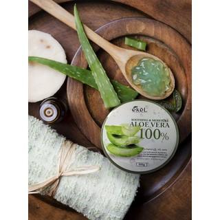 Gel dưỡng đa năng nha đam Ekel - Ekel Aloe Vera Soothing Gel 100% - Aloe- Soothing Gel thumbnail