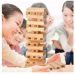 đồ chơi rút gỗ - 0123 thumbnail