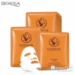 Mask sheet mặt nạ ngựa