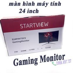 màn hình máy tính STAR VIEW 24 inch Full HD 75Hz- monitor gaming