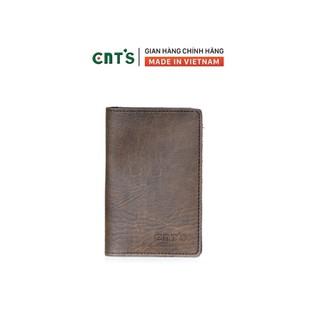 Ví da đựng passport hộ chiếu du lịch CNT VN21 sang trọng - vn 21 thumbnail