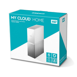 Ổ cứng mạng Nas Western My Cloud Home 6TB