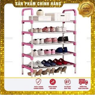Giá để giày dép 5 tầng inox - Giá để giày dép 5 tầng inox thumbnail