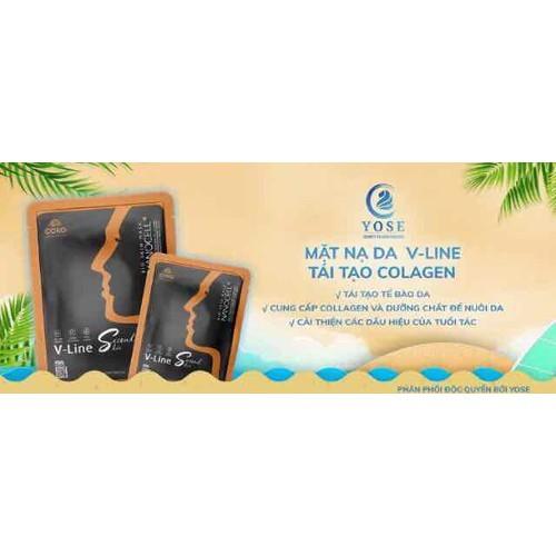 Mặt Nạ Yose Collagen V-line