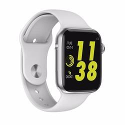 Đồng hồ thông mình w34 seri 4 cảm ứng theo dõi sức khỏe kết nối bluetooth cho Android IOS - W34