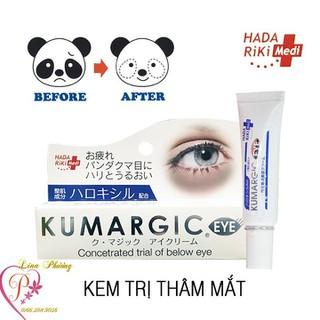 Kem trị thâm quầng mắt Cream Kumargic Eye 20g loại xịn - Kem trị thâm quầng mắt Cream Kumargic Eye 20g thumbnail