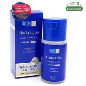 Hada Labo Perfect White Arbutin Lotion – Dung Dịch Hada Labo Trắng Hoàn Hảo - 0420