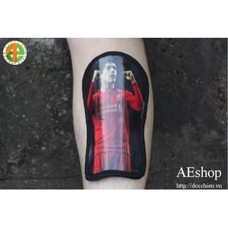 bộ giáp bảo vệ chân đá bóng in hình các ngôi sao bóng đá - 201306200095 thumbnail