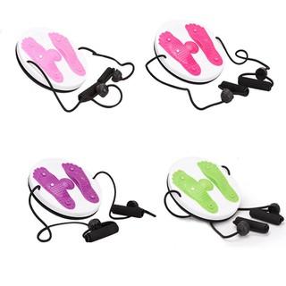 Thiết bị tập thể dục xoắn eo twist massage chân có dây tập tay - TR9358 thumbnail