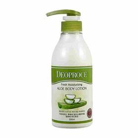 Kem dưỡng thể tinh chất nha đam Deoproce Aloe Fresh Moisturizing Aloe Body Lotion 500ml - TP-2007008