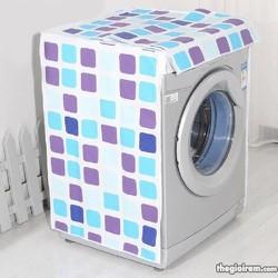 Vỏ Bọc Máy Giặt Cửa Ngang bảo vệ máy giặt nhà bạn