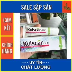 Kulscar Gel - Hỗ Trợ Điều Trị Vết Thương Hở & Hạn Chế Hình Thành Sẹo - KULSCAR