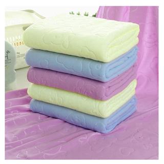 [ TRỢ SHIP 15K ] Combo 5 khăn tắm xuất Nhật - bản to 140x70cm - 78435231 thumbnail