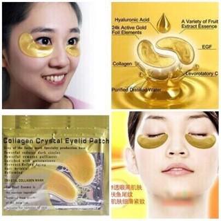 Combo 5 Miếng mă t na măt Colagen Crystal Eye Mask ( Loại bỏ thâm quầng và tế bào chết dươ i mi mă t) - K0359 thumbnail