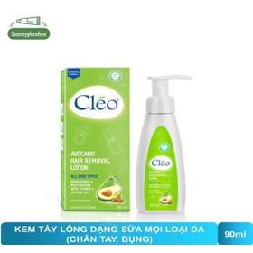 Lotion tẩy lông Cléo cho mọi loại da 90ml - 0469