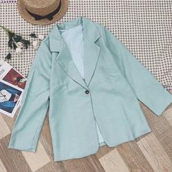 Áo Vest Blazer nữ 2 lớp - hàng đẹp