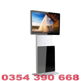 Màn hình quảng cáo LCD chân đứng 360 độ 32 inch Samsung, LG kết nối USB, WIFI, HDMI - MHQCCĐ36032INUW thumbnail