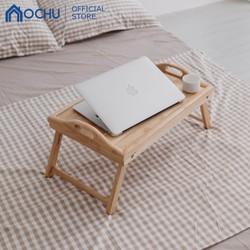 Bàn Ăn Mini Gỗ Thông OCHU - Bed Tray - Natural