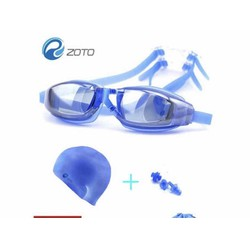 (Xả kho).Kính bơi chống mờ chống sương mù & tia UV ,tặng mũ bơi ,