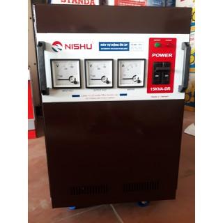 ỔN ÁP NISHU 15KVA dải rộng 50V-250V - VN1XRWD5-89 thumbnail