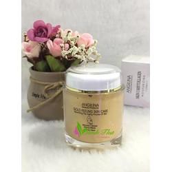 Mặt Nạ Vàng 24k Collagen Angilina Lột Nhẹ Trắng Da
