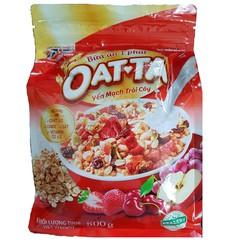Yến mạch ăn liền Oatta gói 800g trái cây (không kèm sữa)