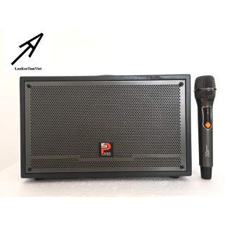 Loa Xách Tay PROSING W-SILVER-E Karaoke di động Micro UHF HÀNG VIP - PROSING W-SILVER-E (8E) thumbnail