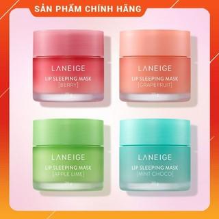 Mặt Nạ Ngủ Cho Môi L.aneige Lip Sleeping Mask Hương Berry - x54 thumbnail