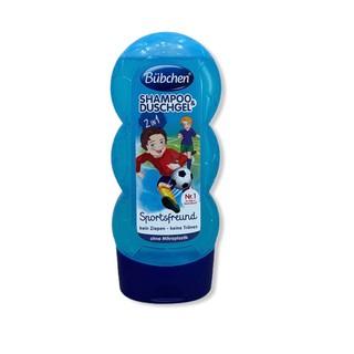 Sữa tắm gội không làm cay mắt bé Bubchen cho bé trai - 230ml [Nội địa Đức] - PVN827 thumbnail
