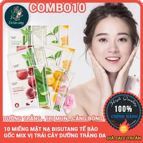 Mặt nạ dưỡng da cao cấp 10 miếng - matnaduongdacaocap