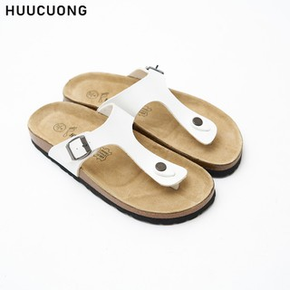 Dép HuuCuong kẹp ngón trắng - 2220 thumbnail