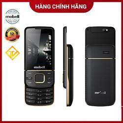 Điện thoại máy trượt Mobell M889 Phím lớn , máy đẹp Mới fullbox 100% - Hàng chính hãng