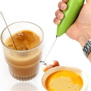 Máy đánh trứng, cafe - Máy pha chộn tốt tiện dụng thumbnail