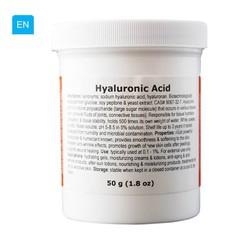 Bột Ha  Hyaluronic Acid    Nguyên Liệu Làm Serum  Kem Dưỡng Ẩm