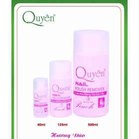 Nước rửa móng Quyên có hương thơm chống mòn móng - mm1