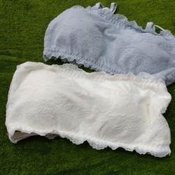 Áo Quây Nữ Đệm Dày  Mặc Áo Hở Vai Áo Sát Ch Áo 2 Dây Váy Maxi   Cực Xinh