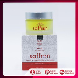 Mặt nạ tinh chất từ Saffron + Sữa ong chúa – Saffron mask Hera (Lọ 50ml)