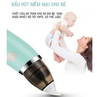 Dụng cụ hút mũi cho trẻ em Dụng cụ hút mũi thông minh tại nhà Little Bees Tặng dụng cụ lấy rấy tai có đèn - Dụng cụ hút mũi cho trẻ em Dụng cụ hút mũi thumbnail