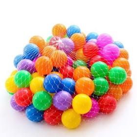 Túi 100 - Túi 100 quả bóng cho bé vui chơi siêu yêu - Túi 100 quả bóng