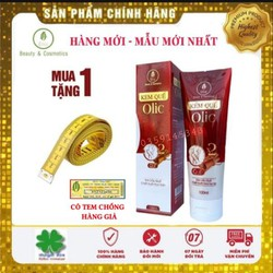 Kem Tan Mỡ Olic chính hãng - Kem quế tan mỡ Olic